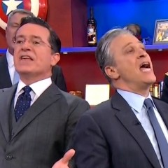 Everyone From the Epic 'Colbert Report' Finale