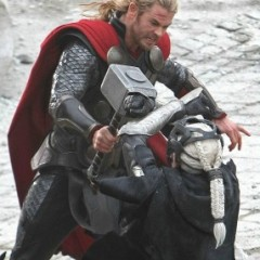 Check Out Thor's Brawl With Malekith