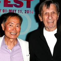 George Takei Remembers His 'Star Trek' Co-Star Leonard Nimoy