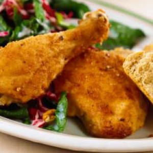 Fried Chicken You Can Make in the Oven