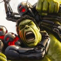 New Trailer Hits for 'Avengers: Age of Ultron'