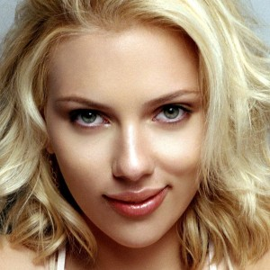 Scarlett Johansson Washes Her Face With What?!
