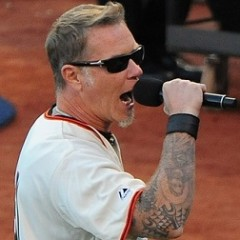 Metallica Rocks 'The Star-Spangled Banner' at AT&T Park