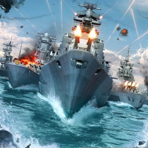 Check Out This Ridiculous New Trailer For World Of Warships