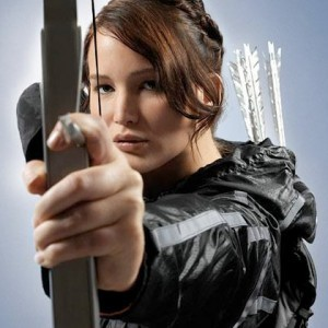 Jennifer Lawrence Discusses  'The Hunger Games'