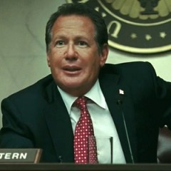 Senator Stern Makes a Return in 'Captain America 2'