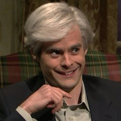 Bill Hader Says Goodbye To SNL