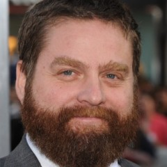 Zach Galifianakis Saves Homeless Laundry Lady