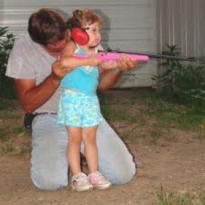 5-Year-Old Gets Rifle as Gift & Accidentally Kills Sister