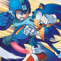 Check Out the Mega Man and Sonic Crossover