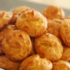 These Hot Little Cheese Puffs Really Get The Party Started