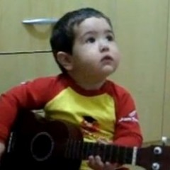 1-Year-Old Does a Beatles Duet With His Dad