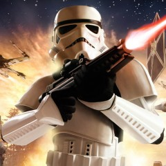 DICE Announces New 'Star Wars Battlefront'
