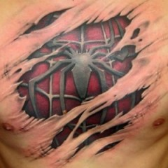 23 Epic Superhero Tattoos