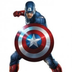 Captain America's New Suit On Winter Soldier Set