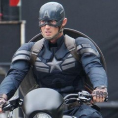 New Suit Spotted on 'Captain America 2' Set