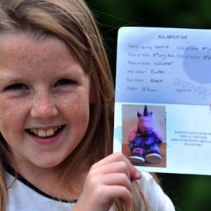 9-Year-Old Uses Fake Unicorn Passport & Gets Into Turkey