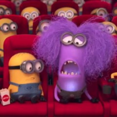 Evil Minion Animation Test Footage For Despicable Me 2