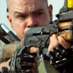 Check Out New Footage From Elysium
