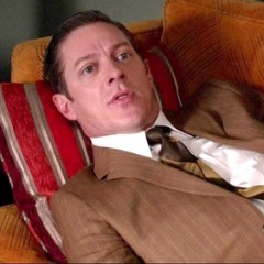 Kevin Rahm Wants a 'Mad Men' Spinoff