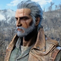 'Fallout 4' Mod Brings Geralt's Gear to the Wasteland