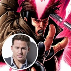 Channing Tatum Wants to Play Gambit in an X-Men Movie