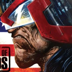 'Judge Dredd: Day of Chaos' Was Done Right