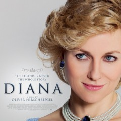 Princess 'Diana' Movie Poster and Trailer Released