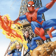 Spider-Man 3 and Fantastic 4 Reboot Land Writing Teams