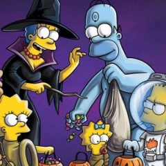 Guillermo del Toro Directs The Simpsons Halloween Couch Gag