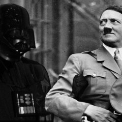 Adolf Hitler vs Darth Vader Rap Battle