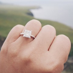How to get rid of wedding ring rash and what causes it brides 6 things you should never post when you get engagedpurewow junglespirit Gallery